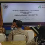 Acara penandatanganan nota kesepahaman antara PT Bank Muamalat Indonesia Tbk dengan Pimpinan Pusat (PP) Muhammadiyah di Kantor PP Muhammadiyah Jogja, Jumat (10/6/2016). (Bernadheta Dian Saraswati/JIBI/Harian Jogja)
