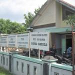 Kantor Desa Candirejo, Kecamatan Ngawen berada di tepi jalan Belangwetan-Karanganom. Nama desa tersebut diambil dari struktur bangunan yang diduga merupakan candi sebagai tempat pertemuan dan persinggahan. Foto diambil Selasa (14/6/2016). (Taufiq Sidik Prakoso/JIBI/Solopos)