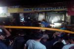Toko Kelontong Saerah terbakar (Mayang nova lestari)