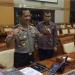 KAPOLRI BARU : Tito Jalani Fit and Proper Test, Perwira Polisi Lintas Angkatan Kompak Hadir