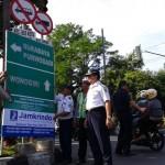 PEMBERANTASAN PUNGLI : Pelayanan Izin Dispensasi Kendaraan di Jalan-Jalan Kota Solo Dihentikan
