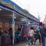 Pasar takjil Ramadan digelar perdana di Alun-Alun Wates, Senin (6/6/2016). (Sekar Langit Nariswari/JIBI/Harian Jogja)