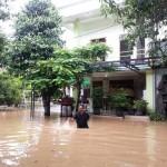 BANJIR SOLO : Rumah Pribadi Wali Kota Solo Terendam Banjir, Begini Kondisinya
