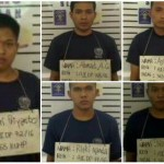 Foto 5 tahanan yang kabur dari Lapas Cebongan Sleman, Minggu (26/6/2016). (Istimewa)