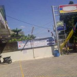 Sebuah toko modern baru beroperasi di Jalan Palagan, Sariharjo, Ngaglik. (Abdul Hamid Razak/JIBI/Harian Jogja)