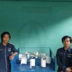 INOVASI MAHASISWA : Mahasiswa UMY Ciptakan Dragtor, Alat Penghemat Listrik dan BBM Pada Mobil