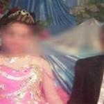 Pasangan bocah yang menikah di Mesir. (Istimewa)
