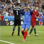 FINAL PIALA EROPA 2016 : Laga Dramatis Portugal vs Prancis Bisa Jadi Film