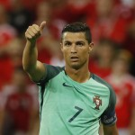 PORTUGAL VS WALES : Ronaldo Samai Rekor Platini