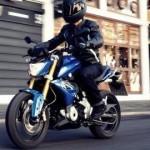 BMW G310R. (Visordown.com)