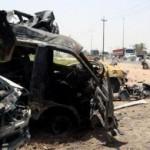 Bom mobil di Irak (Reuters)