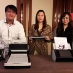 Document Scanner Fujitsu (Okezone)
