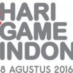 HARI GAME INDONESIA : HARGAI Digelar 8 Agustus 2016