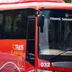 Ilustrasi BRT Trans Semarang. (JIBI/Bisnis/Dok.)