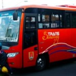 TRANSPORTASI SEMARANG : Warga Getol Naik Angkutan Umum, Semarang Raih Penghargaan Kemenhub