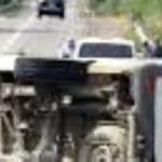 KECELAKAAN SLEMAN : Gas Ngunci, Corolla Tabrak Dua Motor