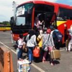 INFO MUDIK 2016 : Puncak Arus Balik, Kendaraan Pribadi Dilarang Masuk Terminal Boyolali