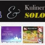 LEBARAN 2016 : Tenant Fashion dan Kuliner di Solo Berjaya
