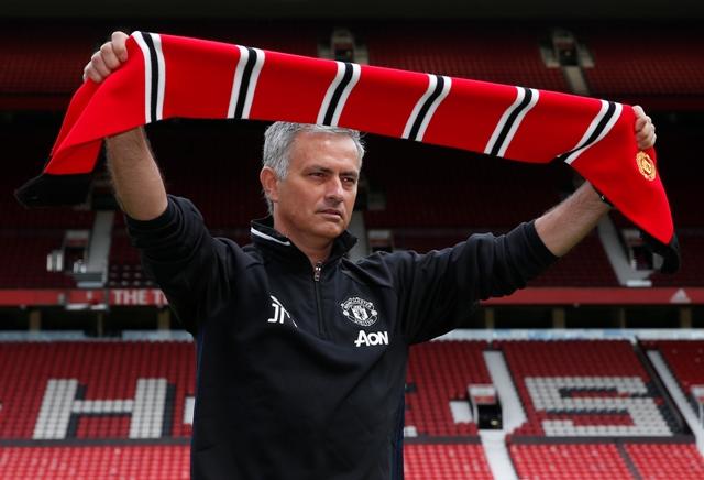Jose Mourinho  (REUTERS/Andrew Yates)