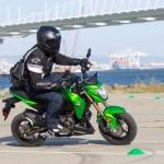 Kawasaki Z125 Pro. (Motorcycle.com)