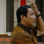 FOTO KORUPSI SEMARANG : Hendi-Diah Bertemu di Pengadilan Tipikor