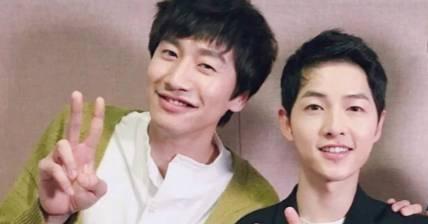 Lee Kwang Soo dan Song Joong Ki (Allkpop)