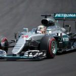 FORMULA ONE 2017 : Hamilton di Ambang Juara, Mercedes Tak Boleh Jemawa