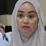 Mantan pegawai Bank Tabungan Pensiunan Nasional (BTPN) Diah Ayu Kusumaningrum. (JIBI/Solopos/Antara/R. Rekotomo)
