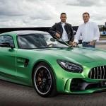 Mercedes AMG GT R. (Autoevolution.com)