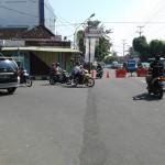 INFO MUDIK 2016 : Hindari Kemacetan, Polisi Alihkan Jalur ke Pasar Ir. Soekarno