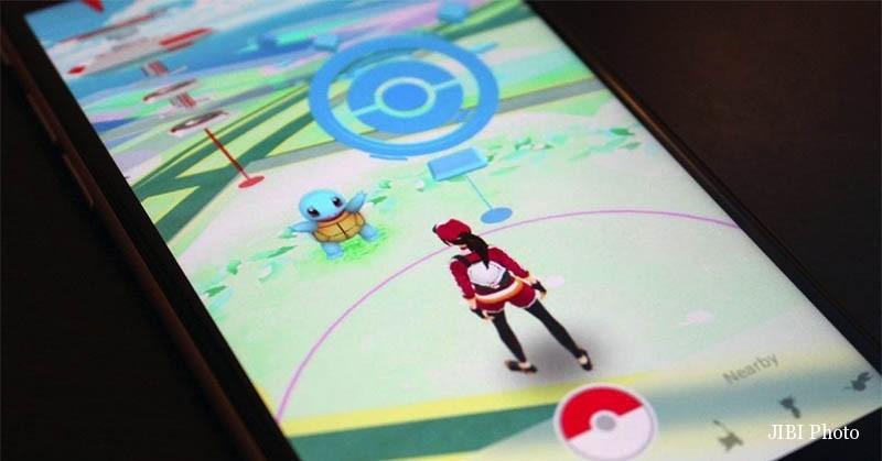 Pokemon GO (Okezone)