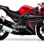 Prediksi desain Yamaha New R15. (Motoblast.org)