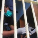 FOTO RAZIA SALATIGA : Rutan Salatiga Disisir Cari Narkoba