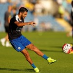LIGA INGGRIS : Lawan Arsenal, Leicester Pasang Mahrez Sejak Awal
