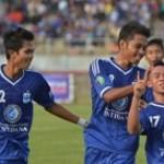 PSIS VS PERSIJAP : Johan Yoga Bawa Mahesa Jenar Unggul Sementara 2-0