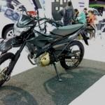 SEPEDA MOTOR SUZUKI:Satria F150 Injeksi Bersolek Ala Trail, Oke Juga!