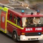 Truk pemadam kebakaran LFB. (Mirror.co.uk)