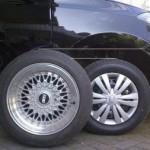 Upgrade pelek LCGC Datsun Go. (Kaskus.co.id)