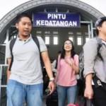 Ilustrasi penumpang KA kelas Ekonomi tiba di Stasiun Pasar Senen, Jakarta. (JIBI/Solopos/Antara/Akbar Nugroho Gumay)