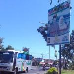 PILKADA KULONPROGO : Reklame Bergambar Incumbent Sudah Dibersihkan