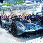 MOBIL TERBARU : Kolaborasi dengan Red Bull Racing, Hypercar Aston Martin Bawa Nuansa F1