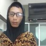 KASUS NAPI KABUR : Penampilan Anwar Pakai Daster dan Jilbab Saat Kabur dari Rutan