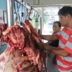 HARGA KEBUTUHAN MASYARAKAT : Daging Sapi dan Bawang Merah Naik Tajam