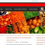 KETAHANAN PANGAN BOYOLALI :  Situs Panganboyolali.info Sudah Bisa Diakses, Ini Menu yang Ditampilkan