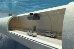 Desain terowongan bawah air di Norwegia (IST/NPRA)