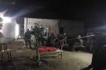 Rumah Suparno, 45,warga Dusun Kowang, Tamanmartani, Kalasan, Sleman Jumat (8/7/2016) dijaga ketat oleh pihak berwenang. (Bernadheta Dian Saraswati/JIBI/Harian Jogja)