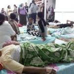 KERACUNAN MAKANAN SRAGEN : Korban Capai 63 Orang, Pemkab Dirikan Posko Kesehatan