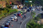 INFO MUDIK 2016 : Macet di Garut, Kendaraan Menumpuk di Cileunyi-Nagreg