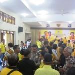 DINAMIKA POLITIK SOLO : Pemilihan Ketua Golkar Solo Ricuh, Djaswadi: Tak Pateni