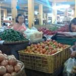Pedagang sayuran di Pasar Beringharjo. (Kusnul Isti Qomah/JIBI/Harian Jogja)